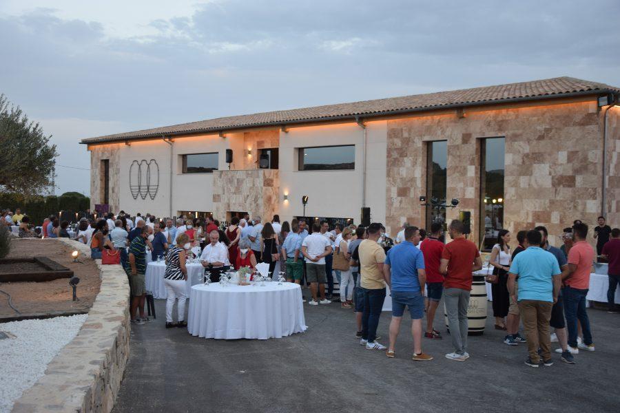 Lee más sobre el artículo Bodegas Cano inaugura su nueva bodega en Higueruela
